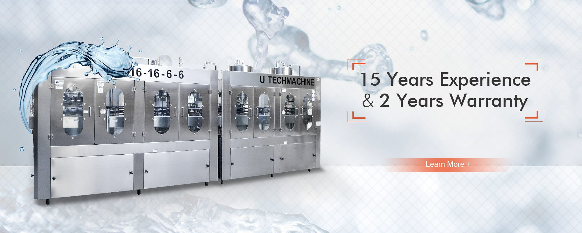 u tech filling machine
