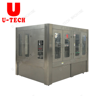 automatic cooking oil filling machine