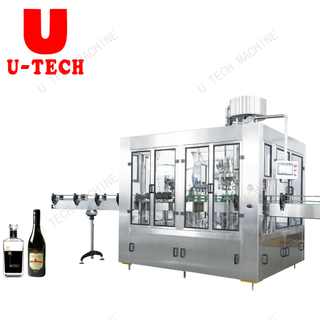 Glass Bottle Machine
