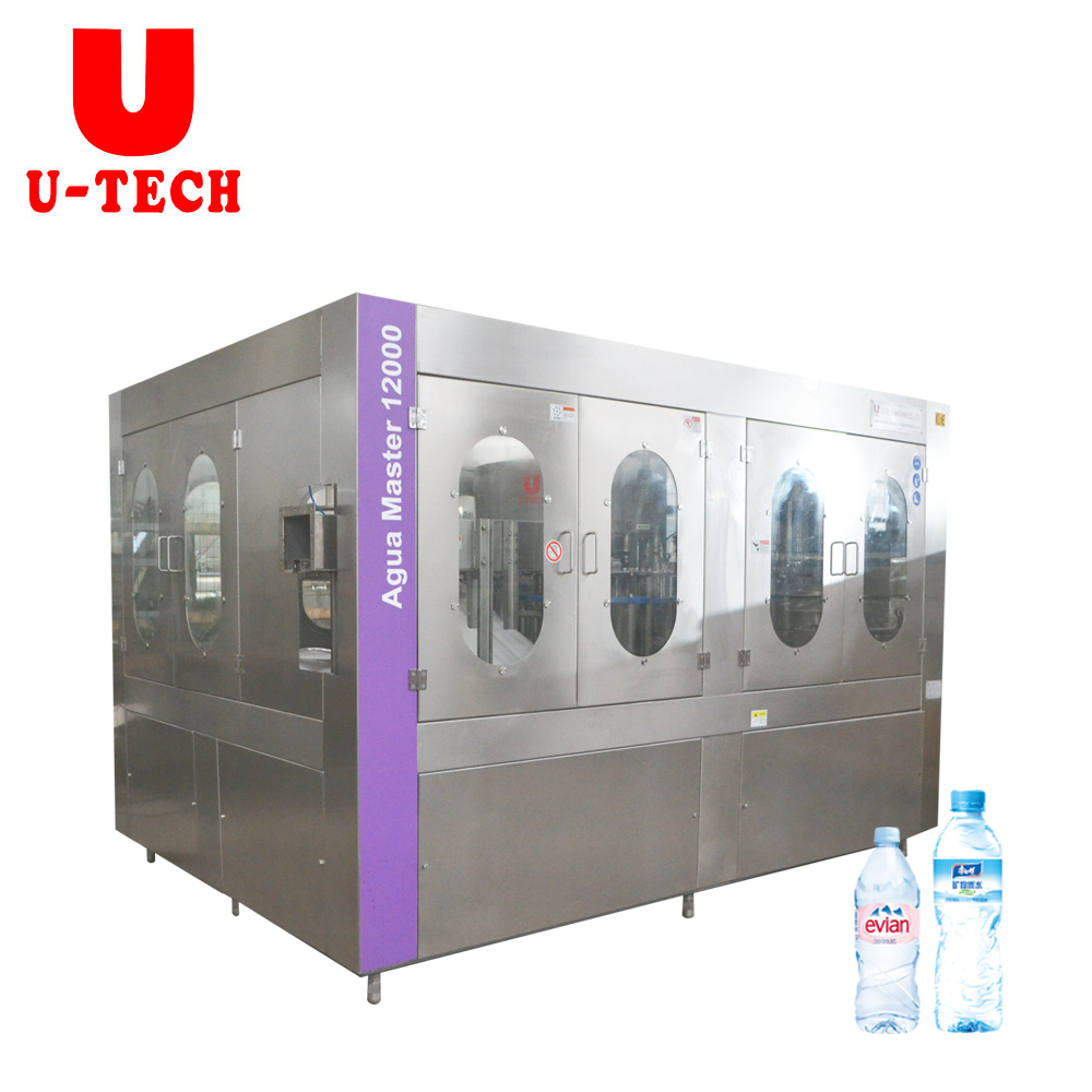 12000BPH Bottle Filling Machine