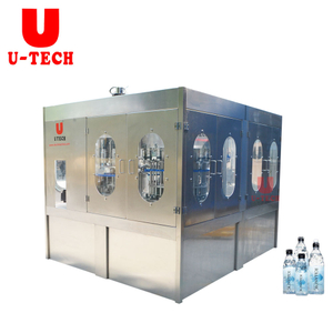 4000BPH Water Bottling Machine