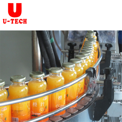 4000BPH Fruit Juice Filling Machinery Price